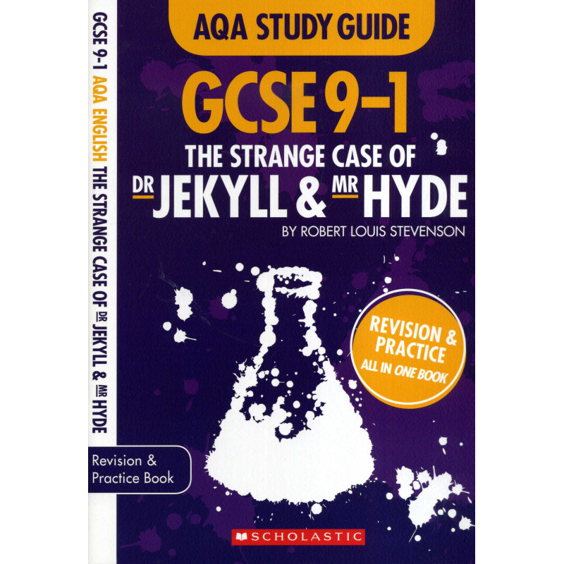 AQA Study Guide: GCSE 9-1 The Strange Case Of Dr J...