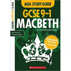AQA Study Guide: GCSE 9-1 Macbeth