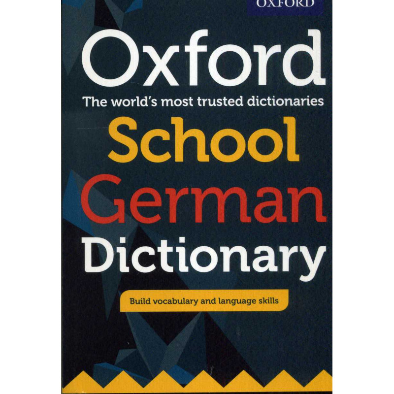 Oxford German School Dictionary