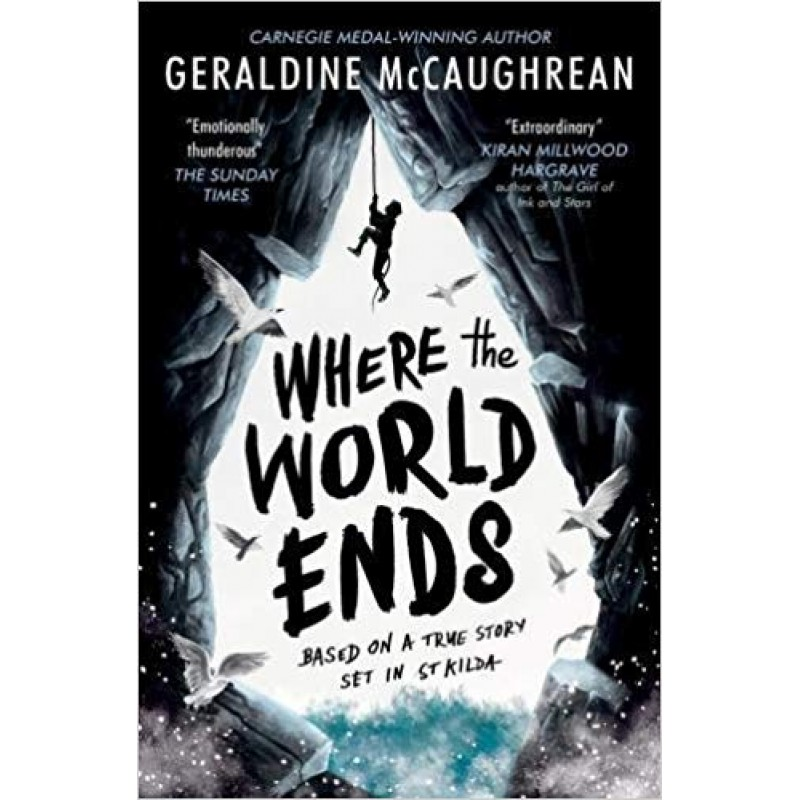 Where The World Ends *Carnegie Winner 2018*