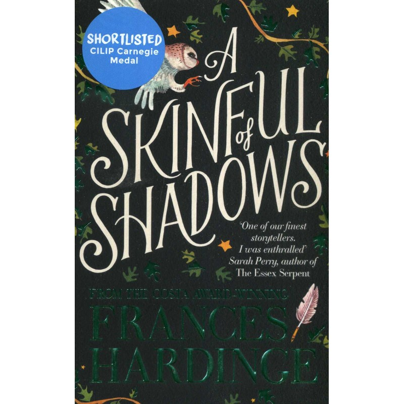 A Skinful Of Shadows **Shortlisted For The Carnegi...