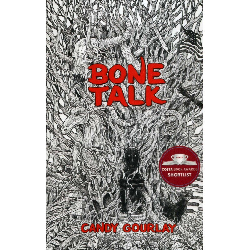 Bone Talk **Shortlisted For The Carnegie Medal**