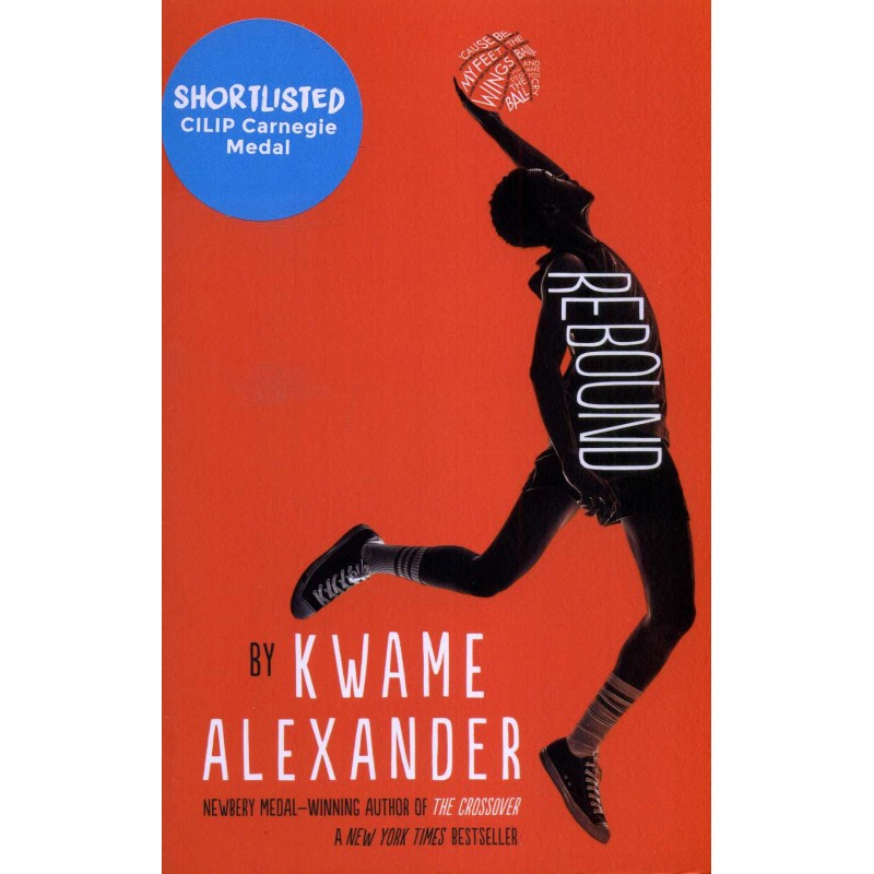 Rebound **Shortlisted For The Carnegie Medal**