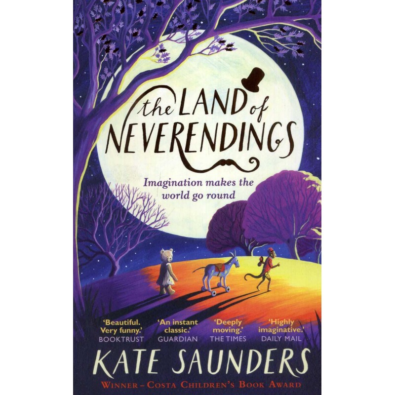 The Land Of Neverendings   **Shortlisted For The Carnegie Medal**