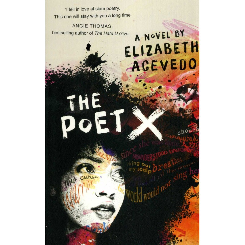 The Poet X **Shortlisted For The Carnegie Medal**