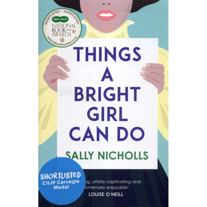 Things A Bright Girl Can Do **Shortlisted For The ...