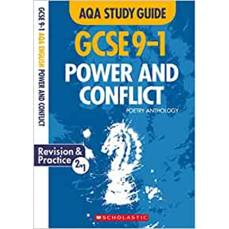 AQA Study Guide: GCSE 9-1 Power And Conflict Poetr...